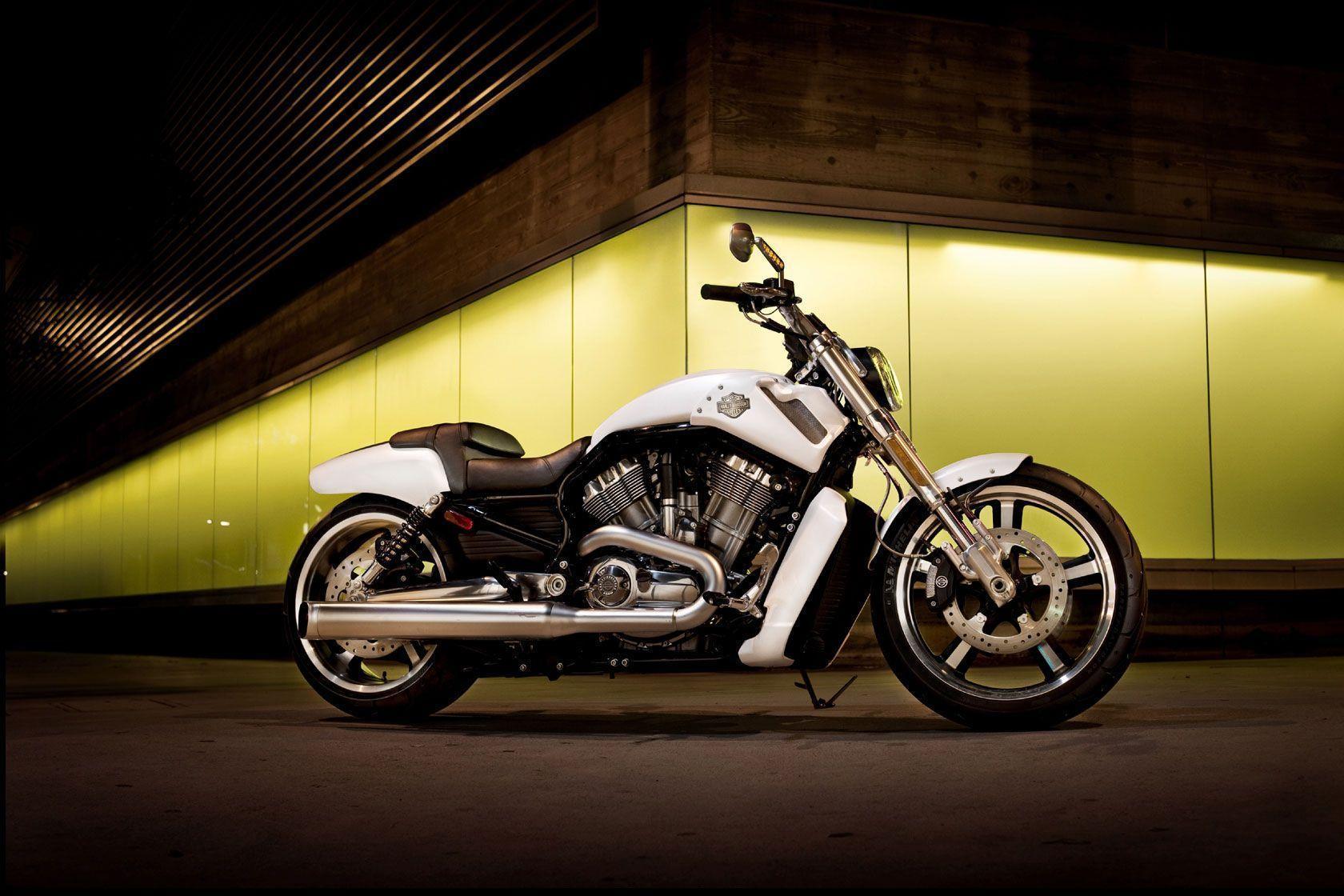 Harley Davidson V Rod Muscle Wallpapers 1680x1120