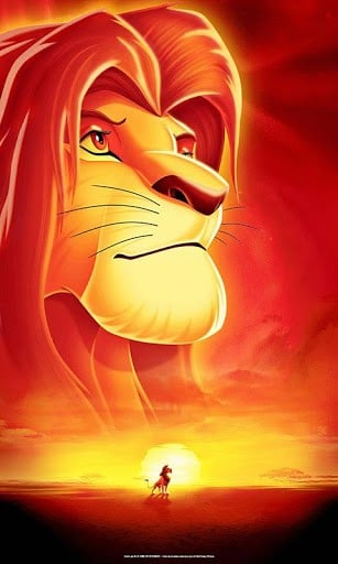 Free Download Lion King Iphone Wallpaper The Lion King Live