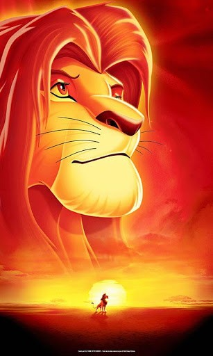 Lion King Iphone Wallpaper The lion king live wallpaper 307x512