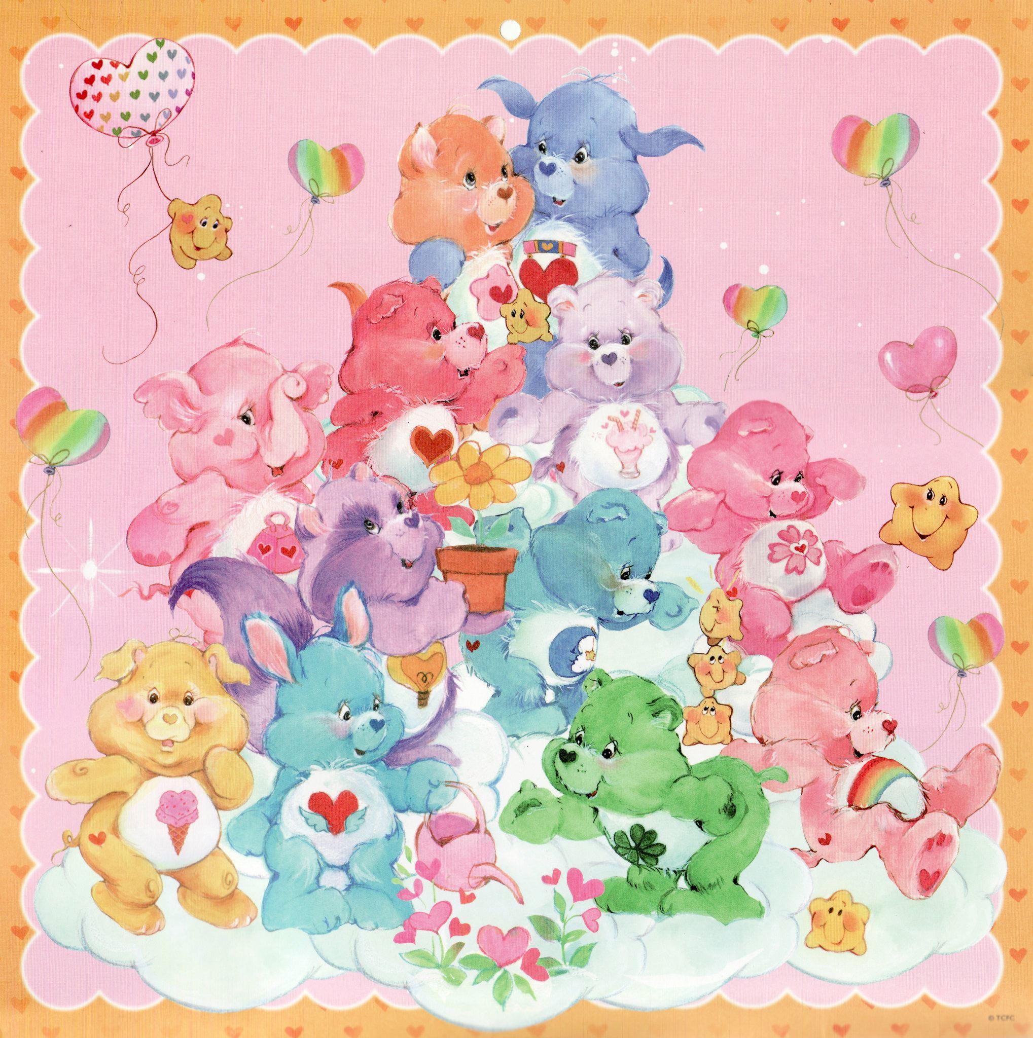 Care Bears Wallpaper: Care Bears Wallpaper