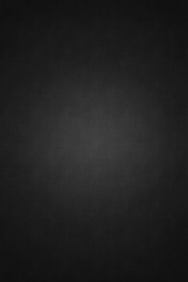 Black Dot Pattern   iPhone Wallpaper 640x960
