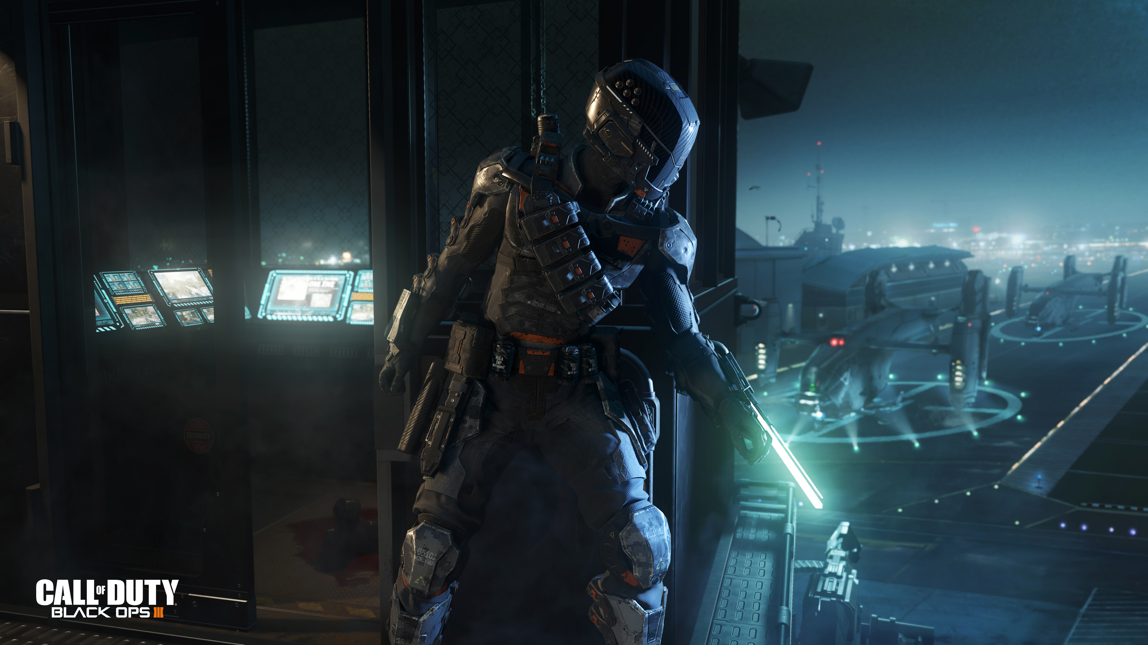 Last gen cant handle Black Ops 3 at 60FPS even with less fidelity 3840x2160