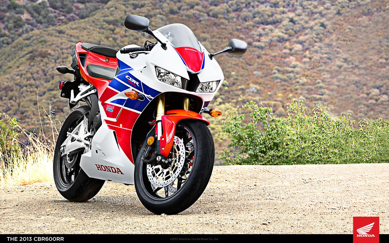 2013 Honda Cbr600rr   Honda Cbr 600rr 2013 1004487   HD 1600x1000