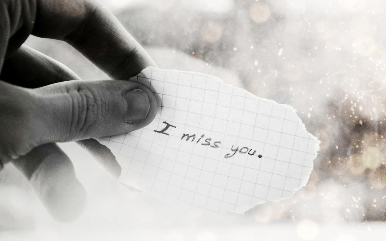 Miss You HD Wallpaper Love Wallpapers HD Wallpapers 1280x800