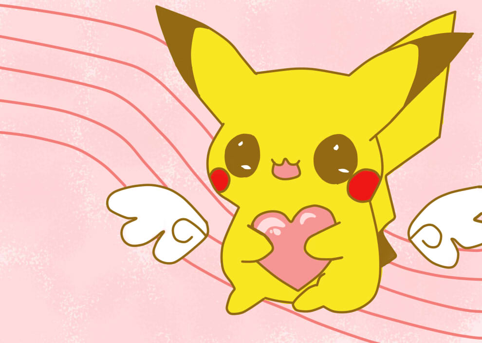 75+ Cute Pikachu Wallpaper on WallpaperSafari