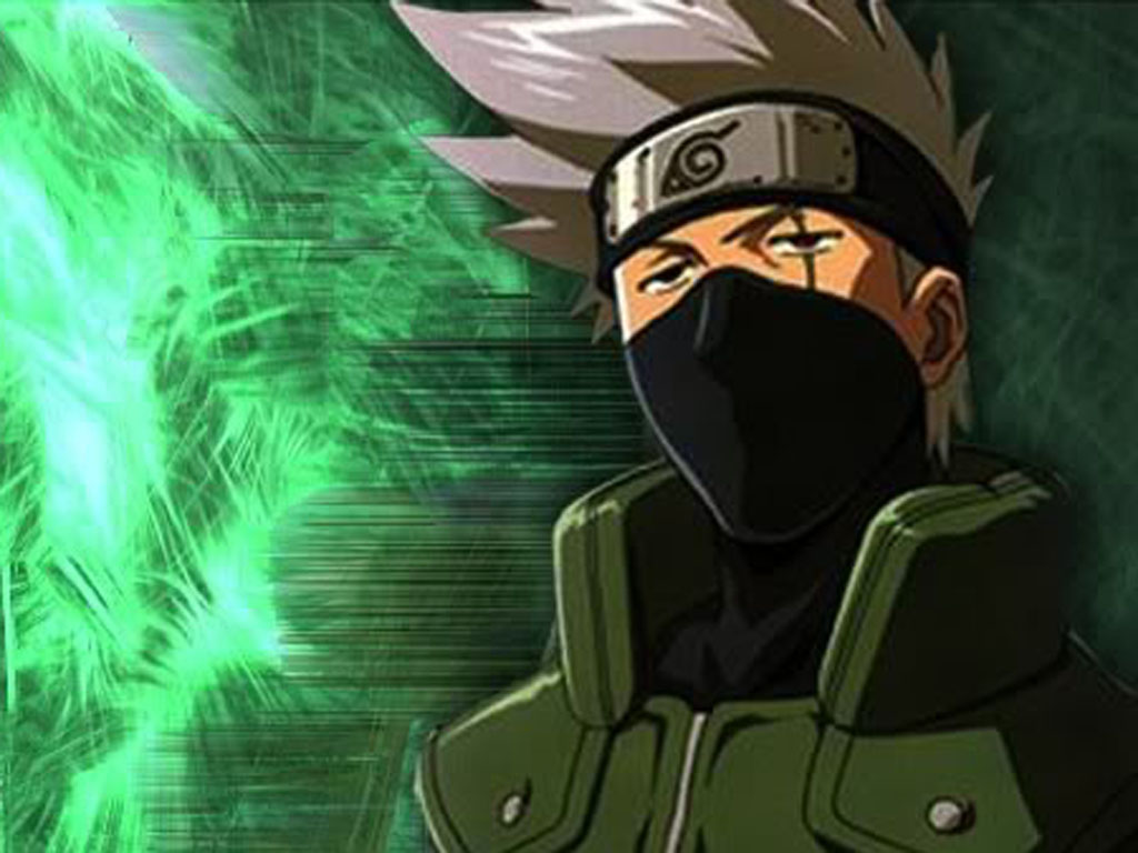 Top Cartoon Wallpapers Best Hatake Kakashi Anime Wallpapers 1024x768