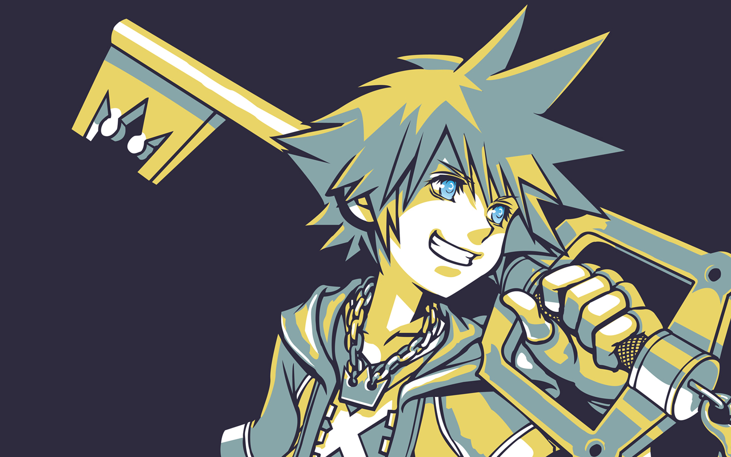 Wallpapers   Kingdom Hearts Insider 1440x900