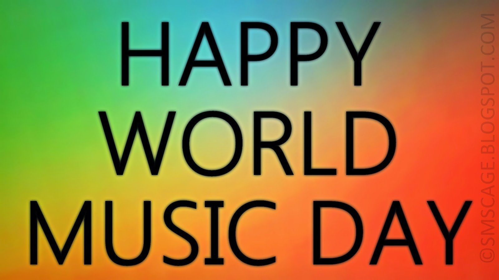 World Music Day Quotes SMS Collection SMS Cage 1600x900
