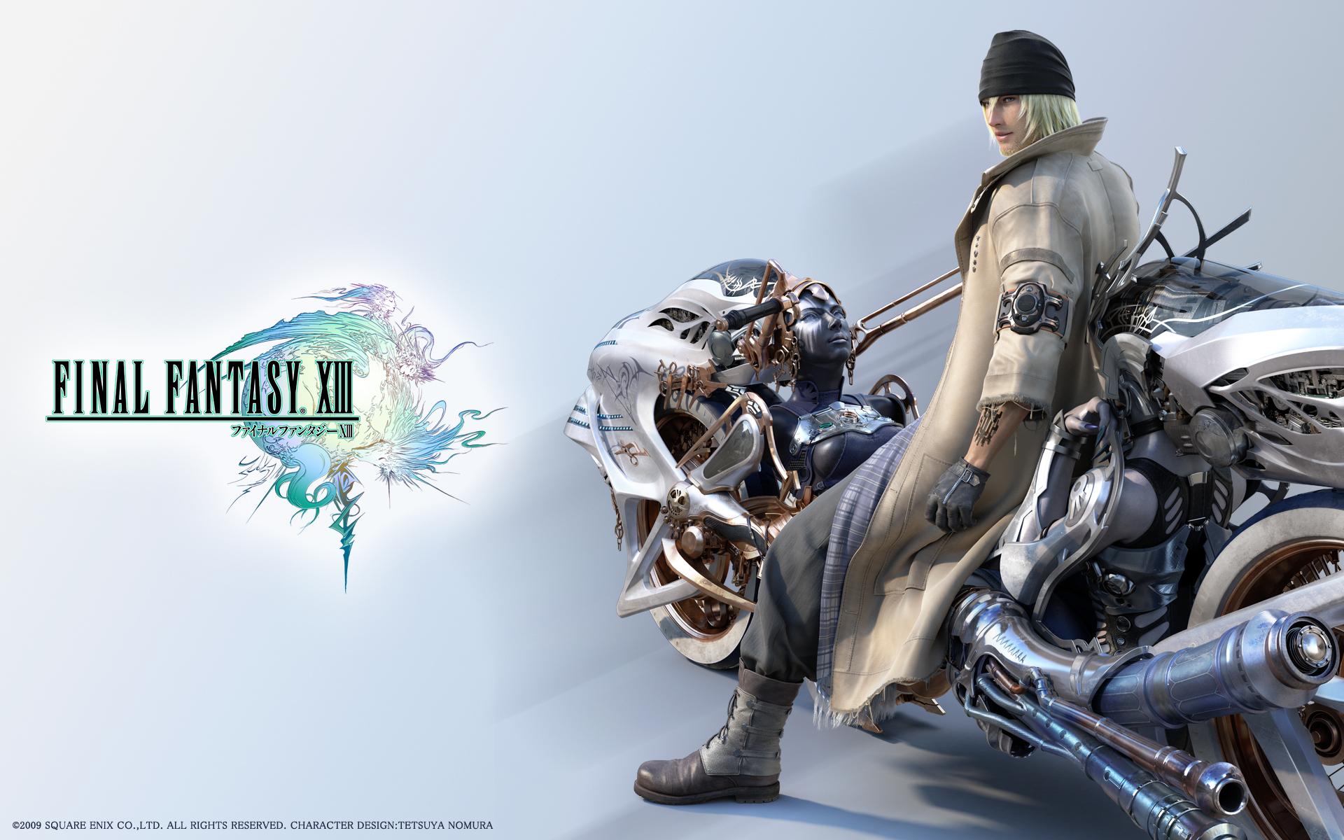 Final Fantasy XIII Snow   3 1920x1200