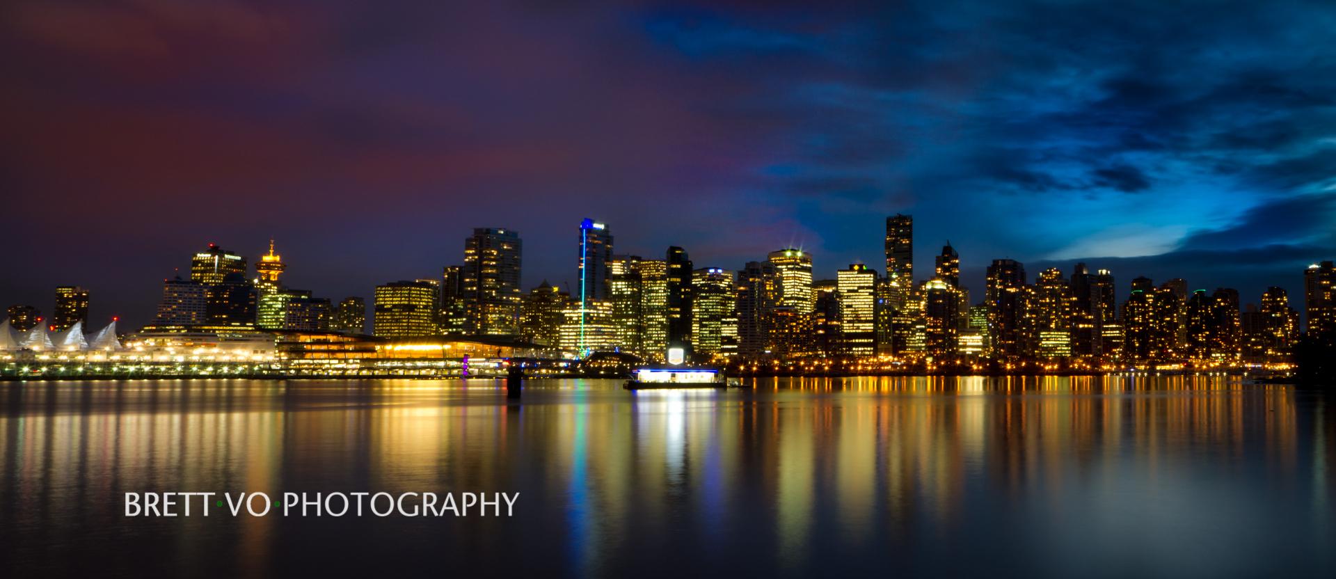 Vancouver Skyline 1920x832