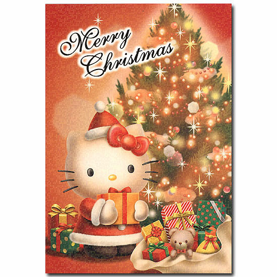 Hello Kitty Merry Christmas.Free Download Hello Kitty Merry Christmas Wallpaper Hello