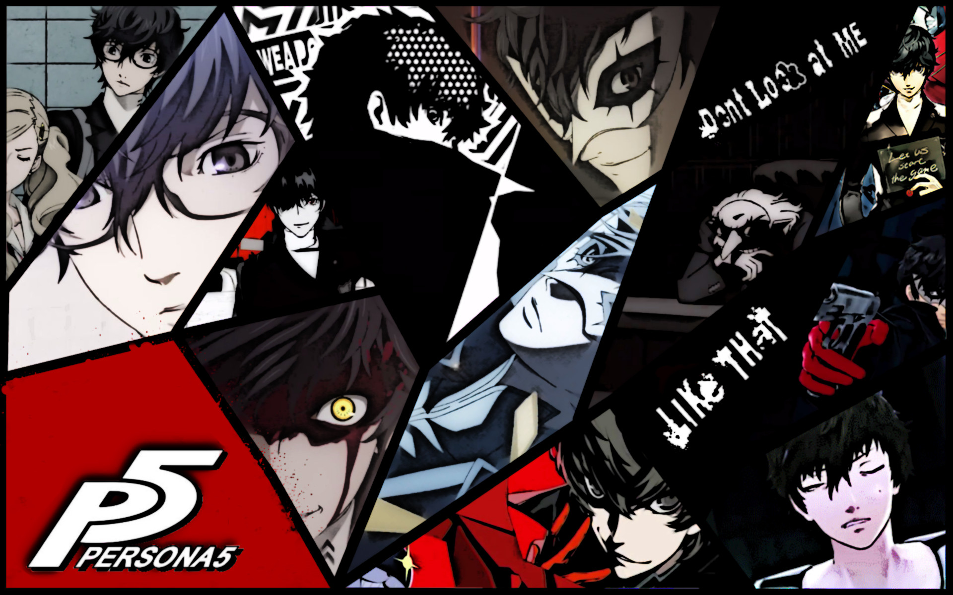 49 Persona 5 Wallpapers On Wallpapersafari