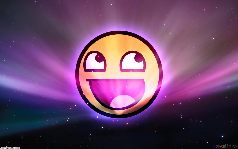 Smiley face wallpaper Wallpaper Wide HD 1440x900