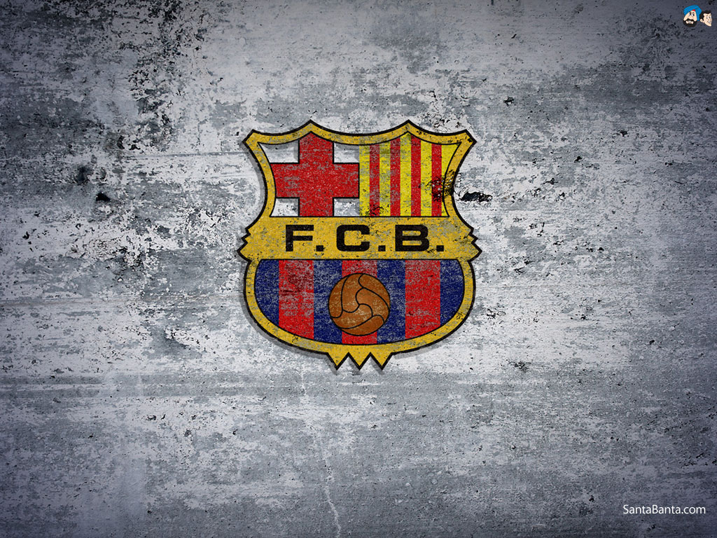 Download FC Barcelona HD Wallpaper 3 1024x768