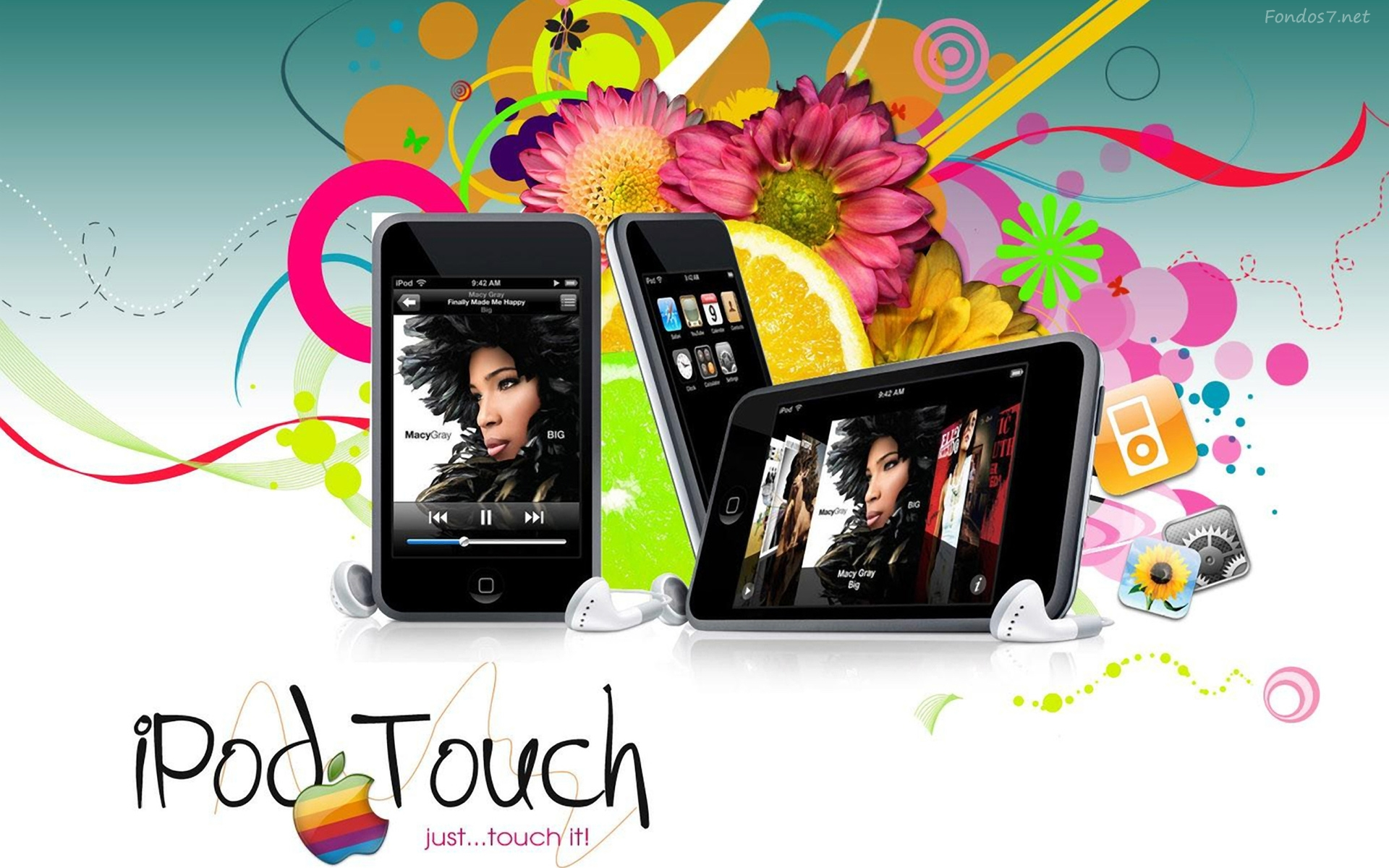 Ipod Touch 1920x1200