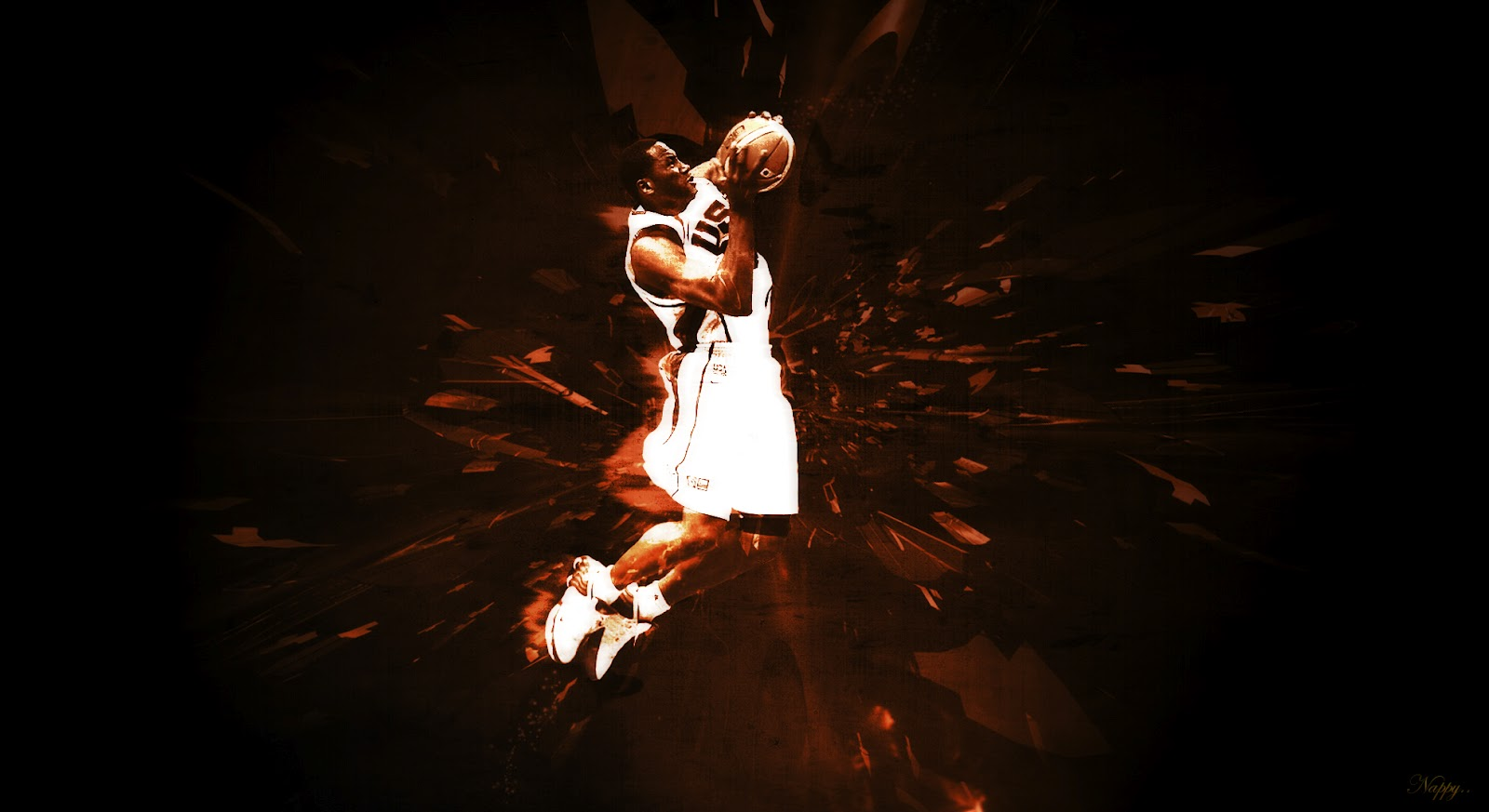 Cool Nba Wallpapers For Iphone 65 Images: Basketball Wallpapers IPhone
