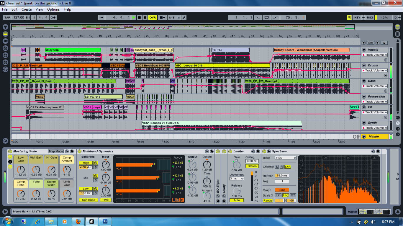High Quality Ableton Wallpaper Full HD Pictures 1366x768