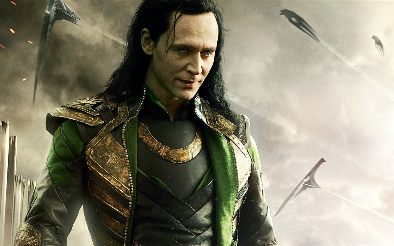 Tom Hiddleston Loki de Thor 2 wallpaper Excelente wallpaper donde se 1280x800