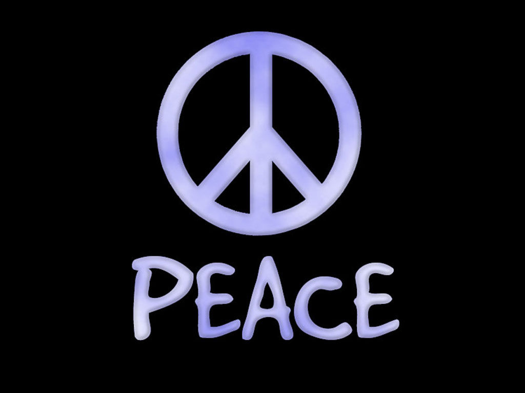 wallpapers of peace signs