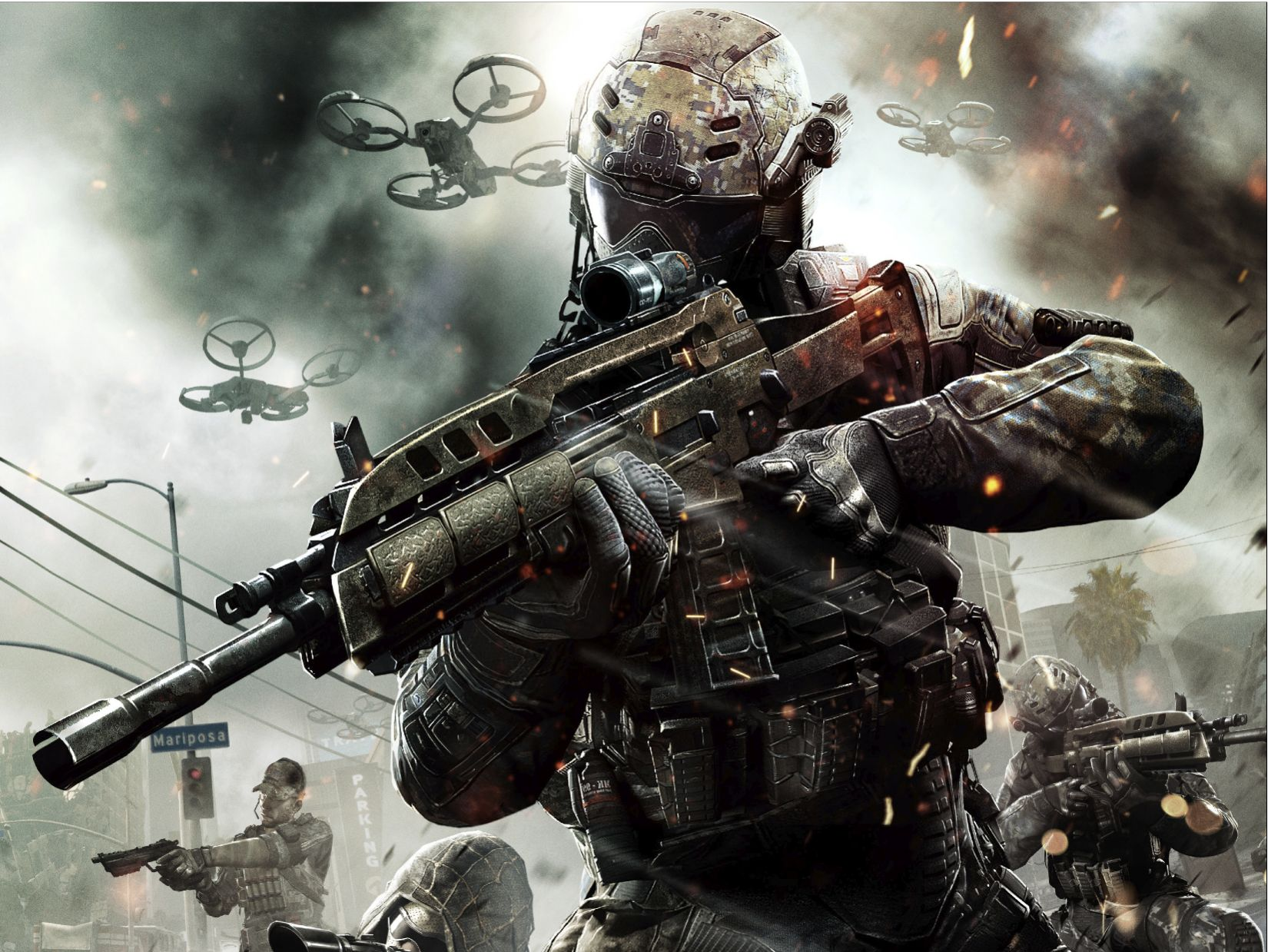 Free Download Black Ops 2 Hd Wallpaper Collection Call Of