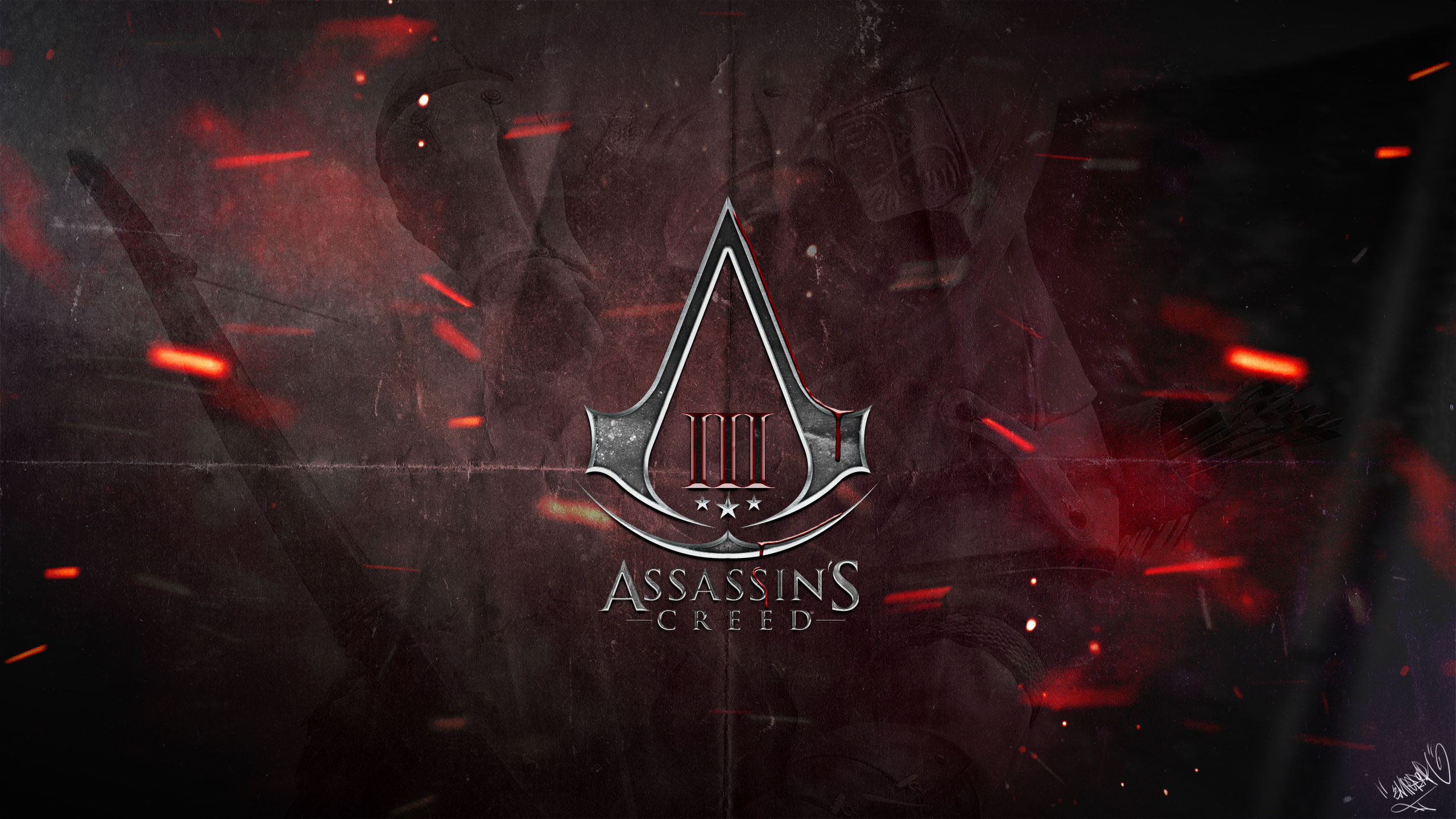 Free Download The Assassins Images Assassins Creed 3 Hd Wallpaper And Background 2560x1440 For Your Desktop Mobile Tablet Explore 49 Assassin S Creed 3 Hd Wallpaper Assassins Creed Hd Wallpaper