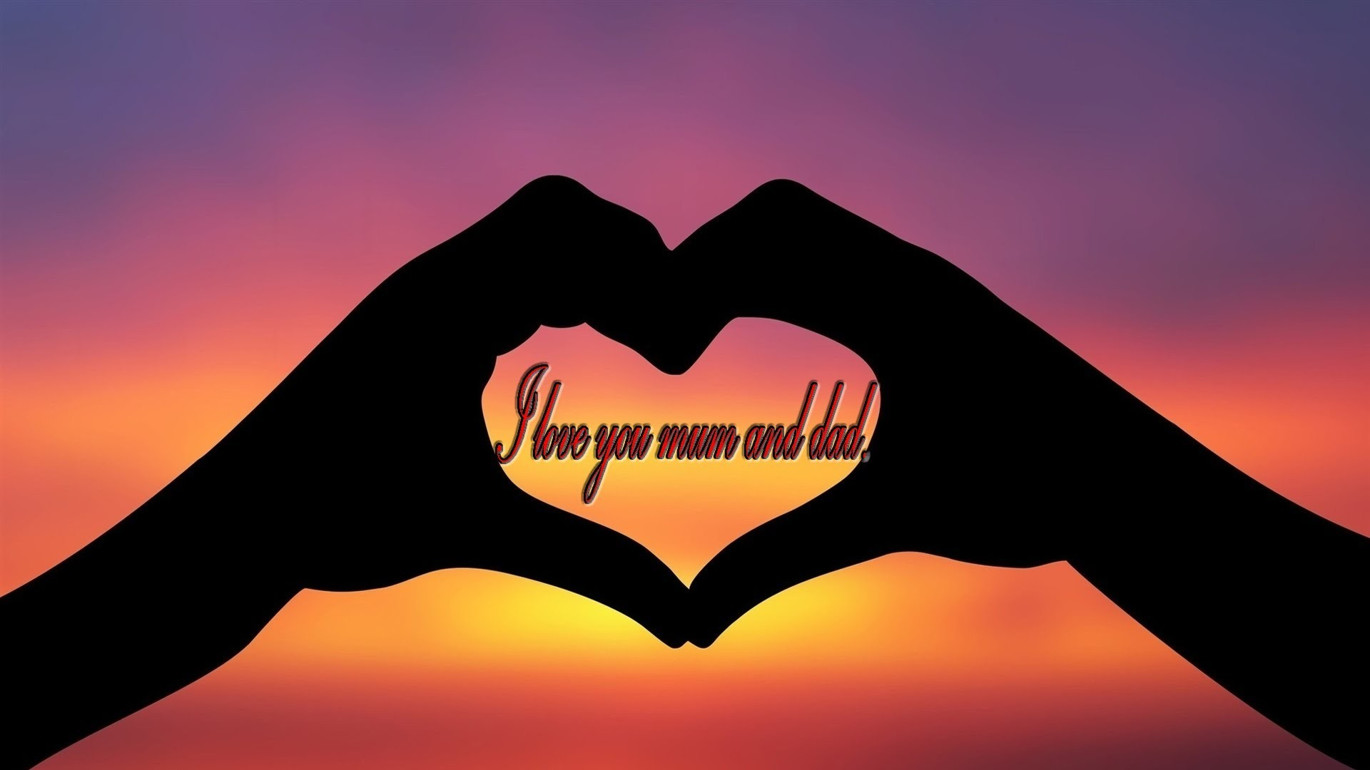 I Love My Mom Wallpaper 69 pictures 1920x1080