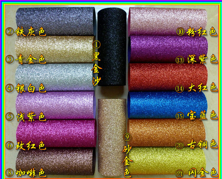 Silver Glitter Wallpaper Solid Fabric for Wall Paper Wall Murals 739x596