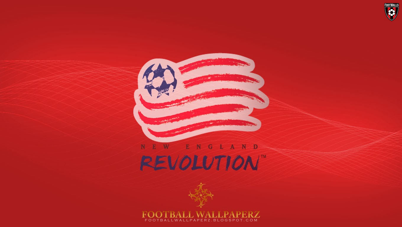 New England Revolution Wallpaper 4   Football Wallpapers 1360x768