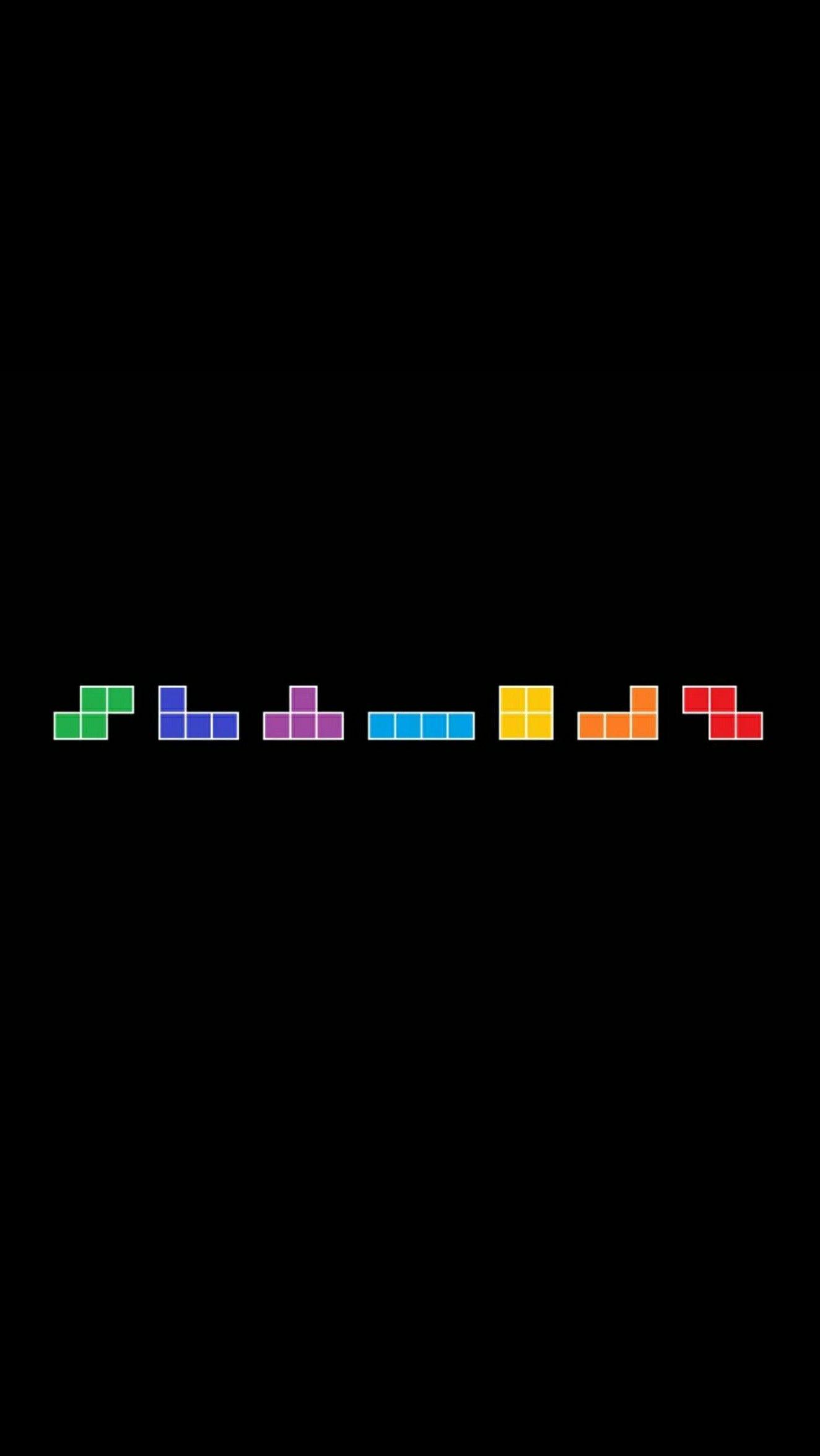 Tetris tecno in 2019 Pinterest Wallpaper Iphone wallpaper 1324x2353