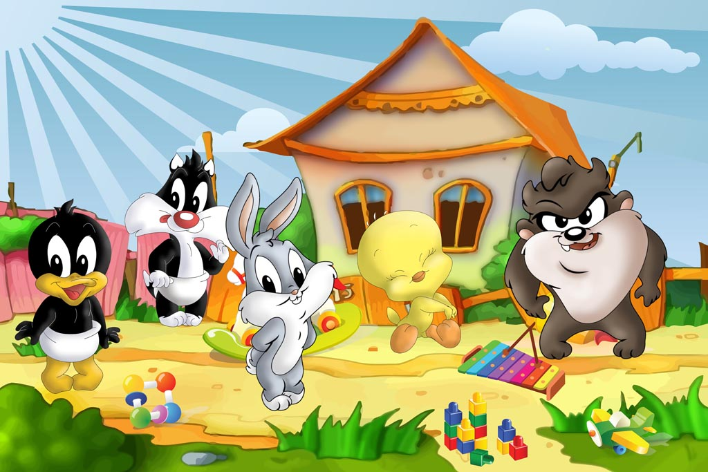 Baby looney tunes wallpaper wallpapersafari - Bebe looney tunes ...