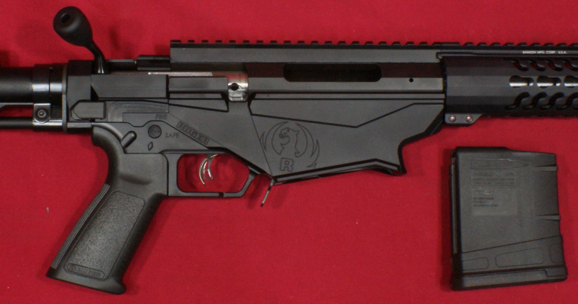Ruger Precision Rifle Review Part 4   Disassembly Internal Features 1897x1000