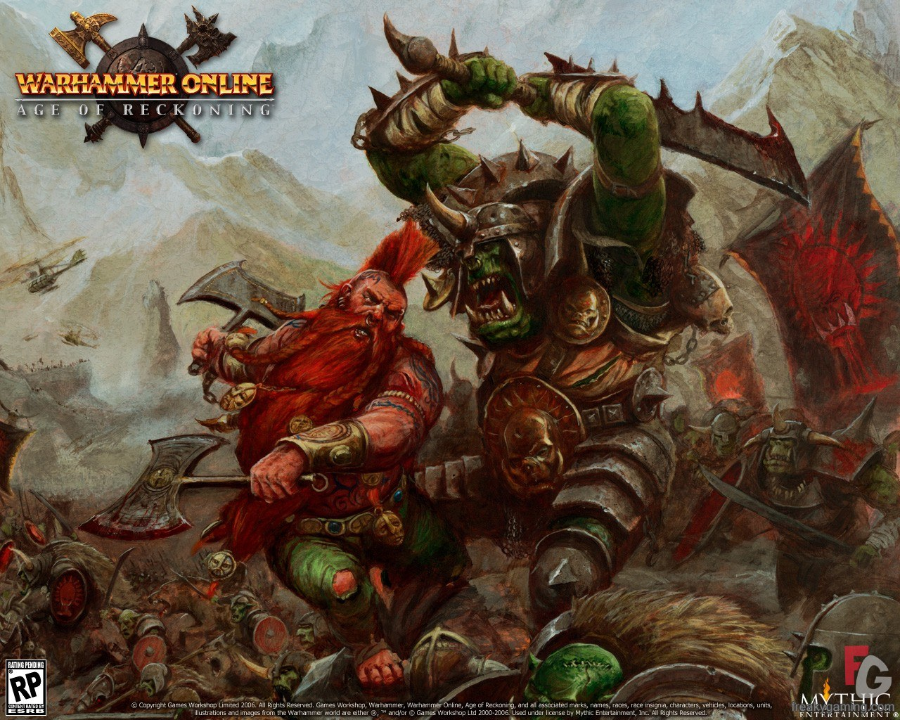Orcs HD images Orcs wallpapers 1280x1024