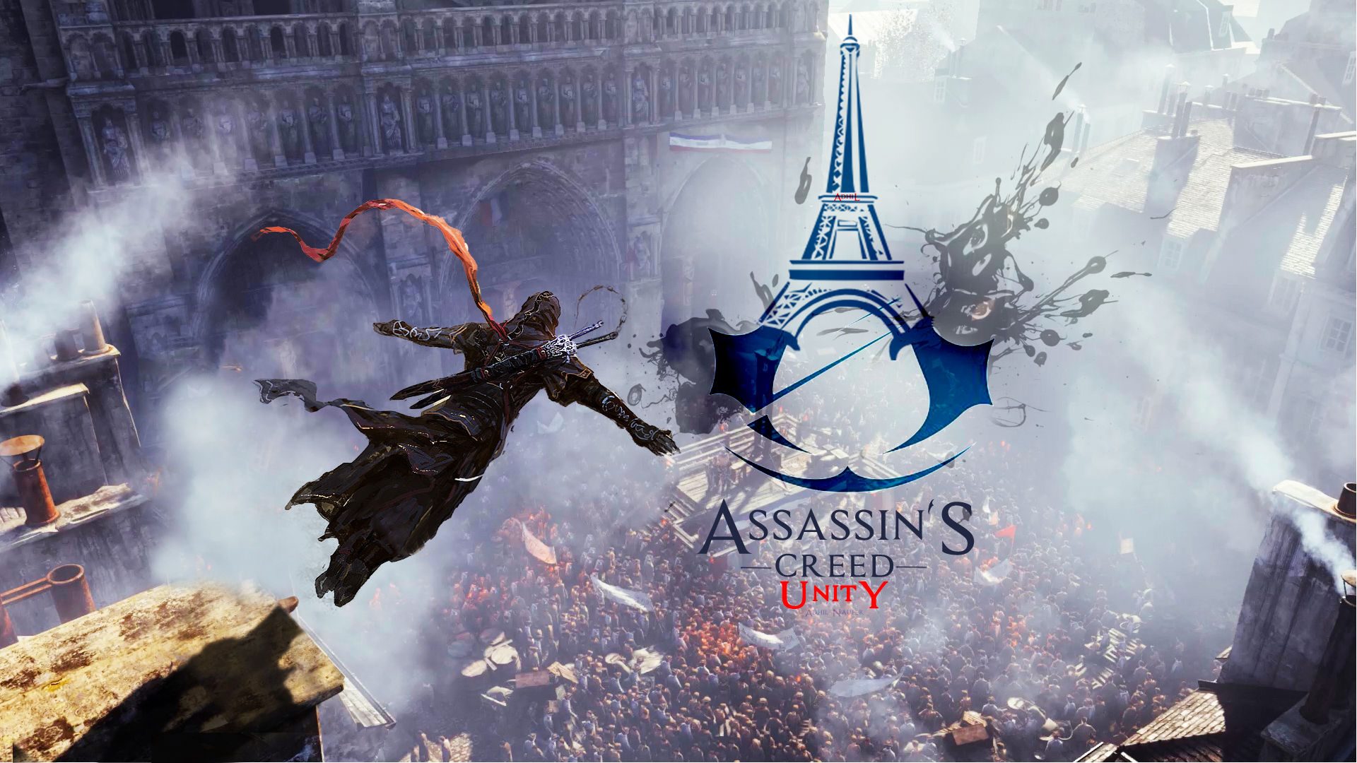 Collection Assassins Creed Video Game Assassins Creed Unity 495796 1920x1080