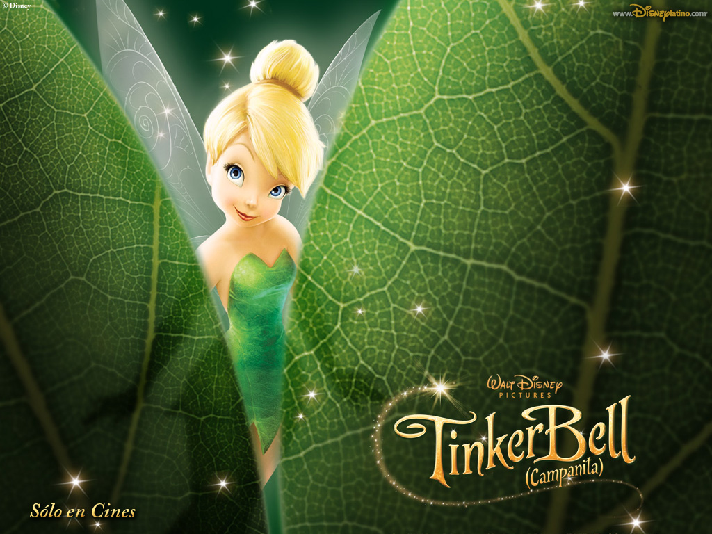 Desktop Wallpapers Tinkerbell Wallpapers 1024x768