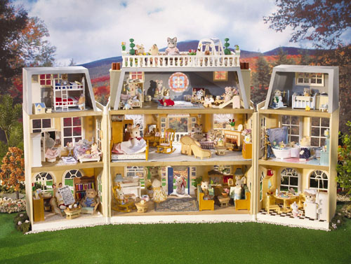 Calico Critters Rainbow Nursery From Calico Critters 500x377