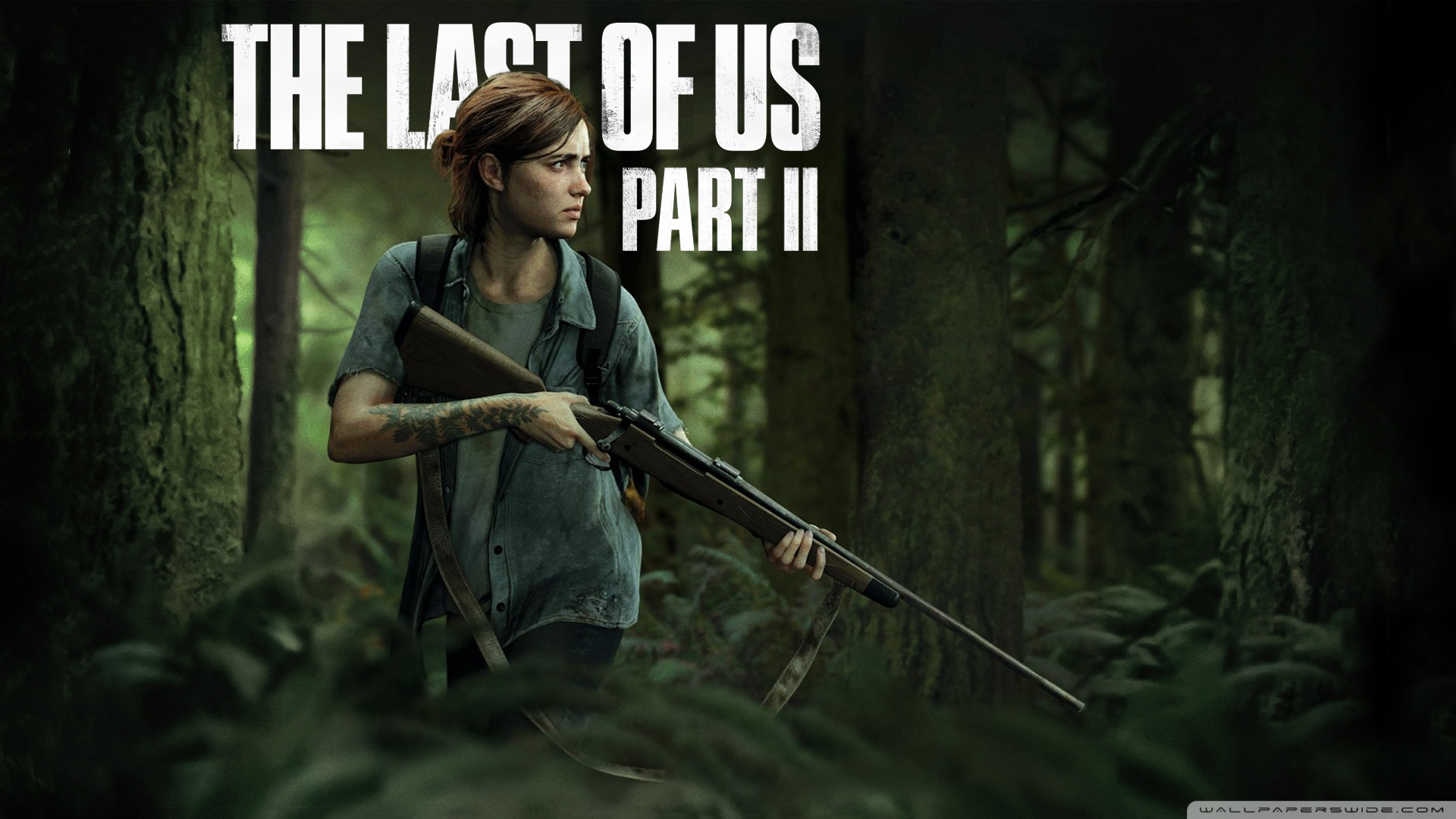 Free Download The Last Of Us Part 2 4k Hd Desktop Wallpaper For 4k