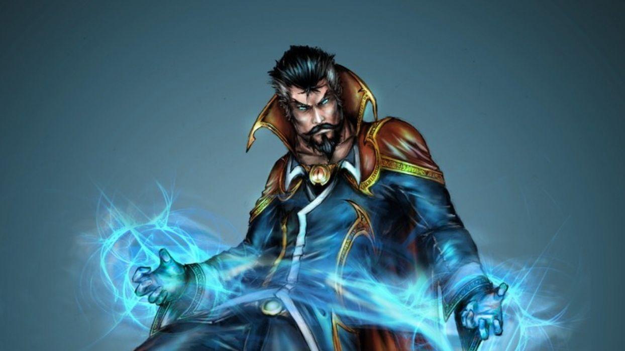 DOCTOR STRANGE marvel superhero martial magic wallpaper 1244x700