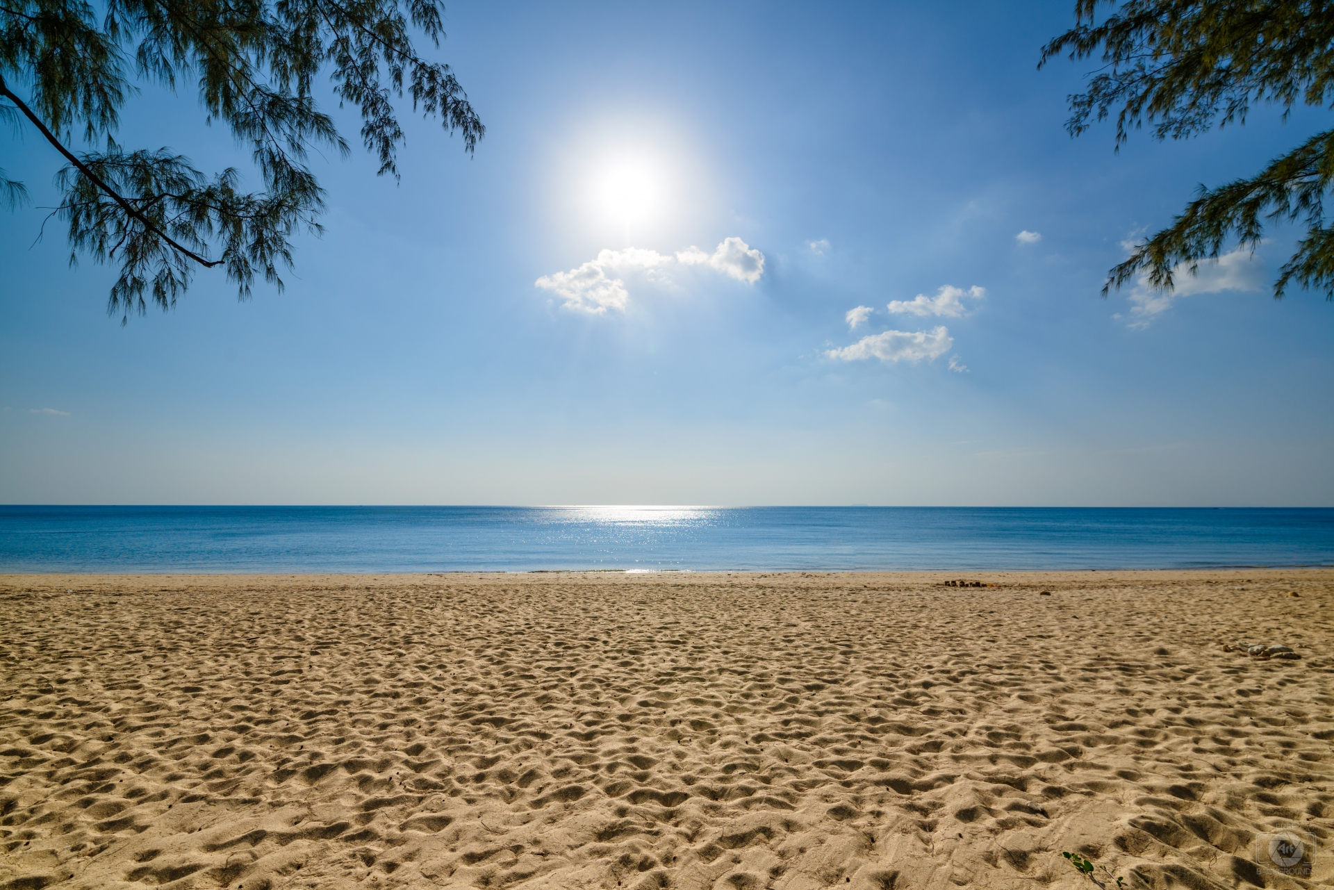 Beach Background   High quality Backgrounds 1920x1281