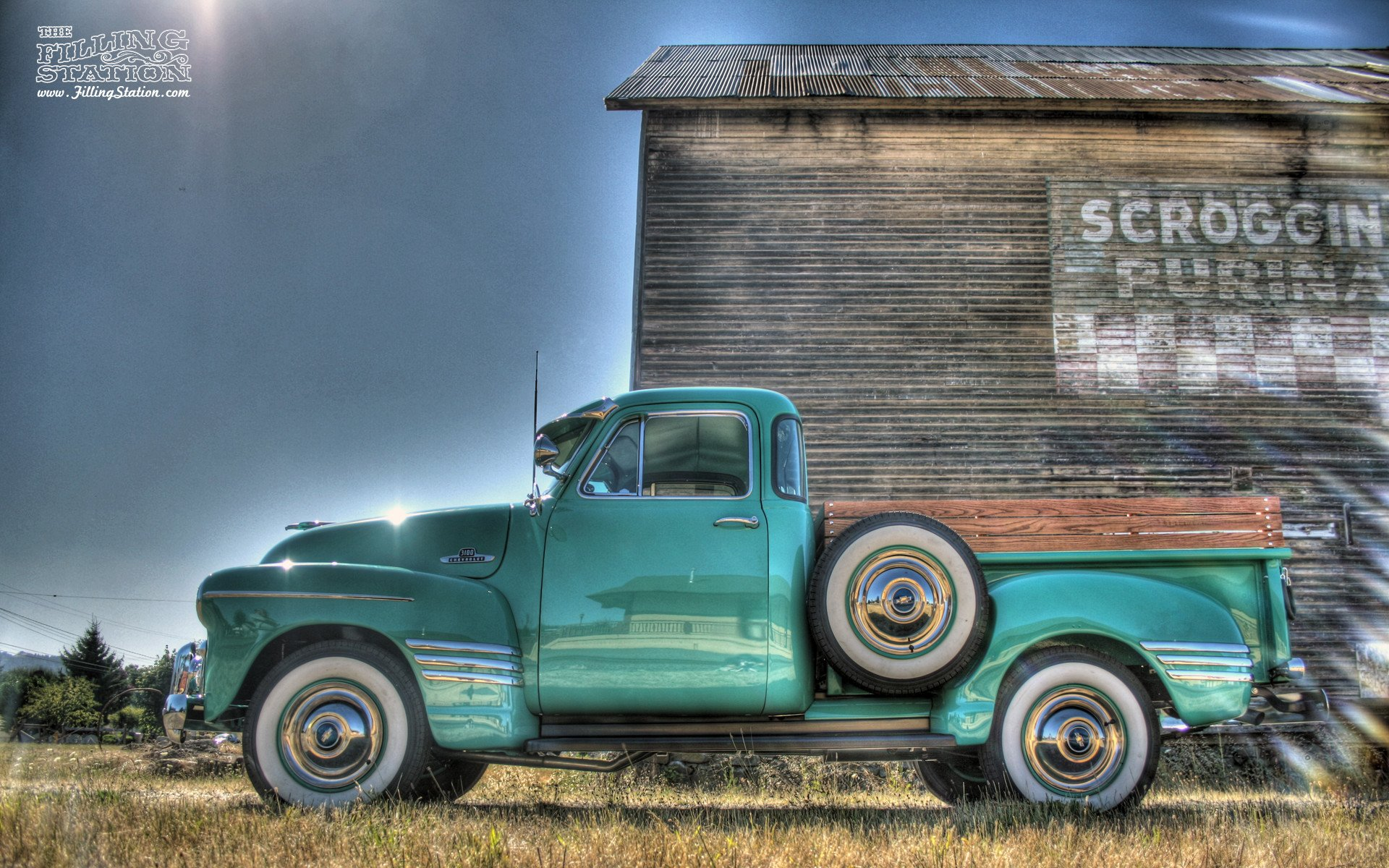 Old Trucks Wallpapers 1920x1200
