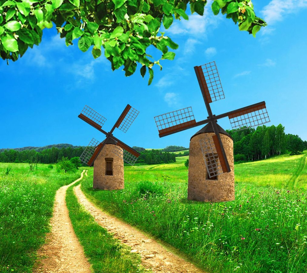 live windmill wallpaper wallpapersafari