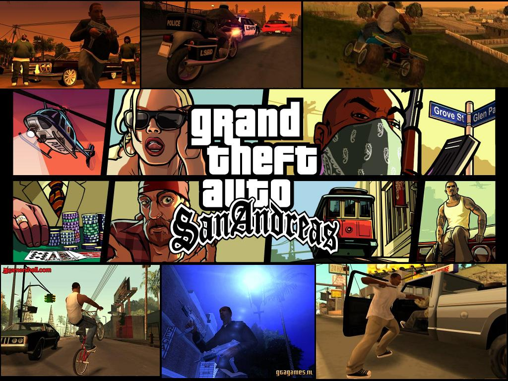 Grand Theft Auto images GTA San Andreas HD wallpaper and background 1024x768