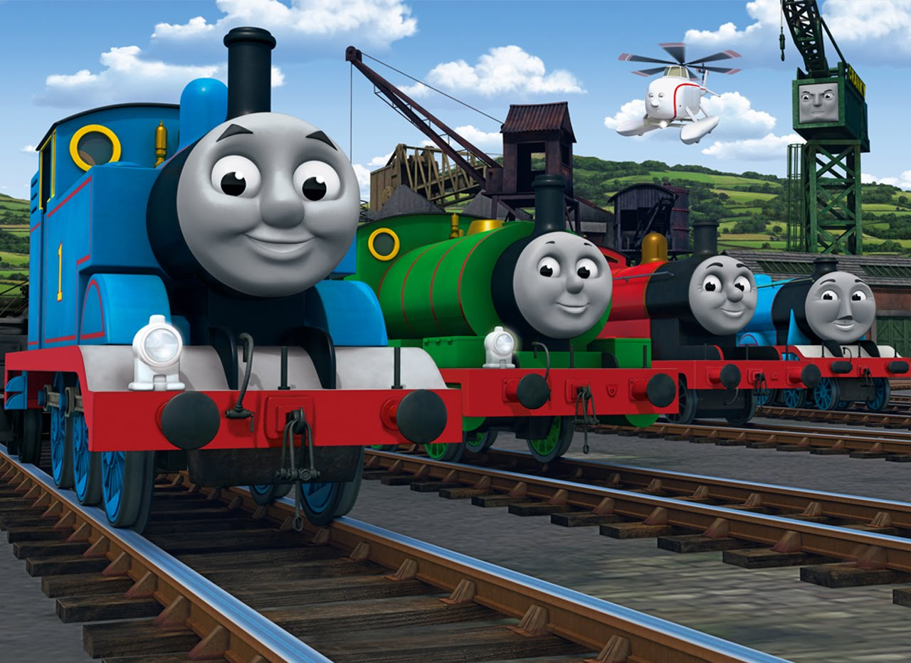 Cartoon Images Thomas and Friends 1280x932