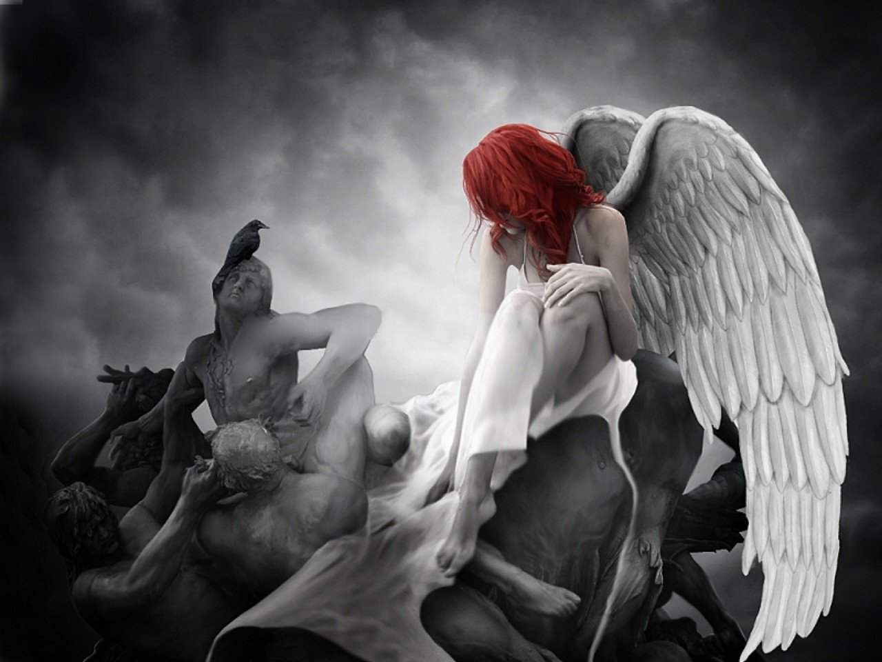 Fantasy Angel Wallpapers Download Wallpaper DaWallpaperz 1280x960