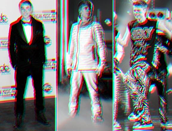 Trio Bieberish 3d Swag by imigaw 576x440