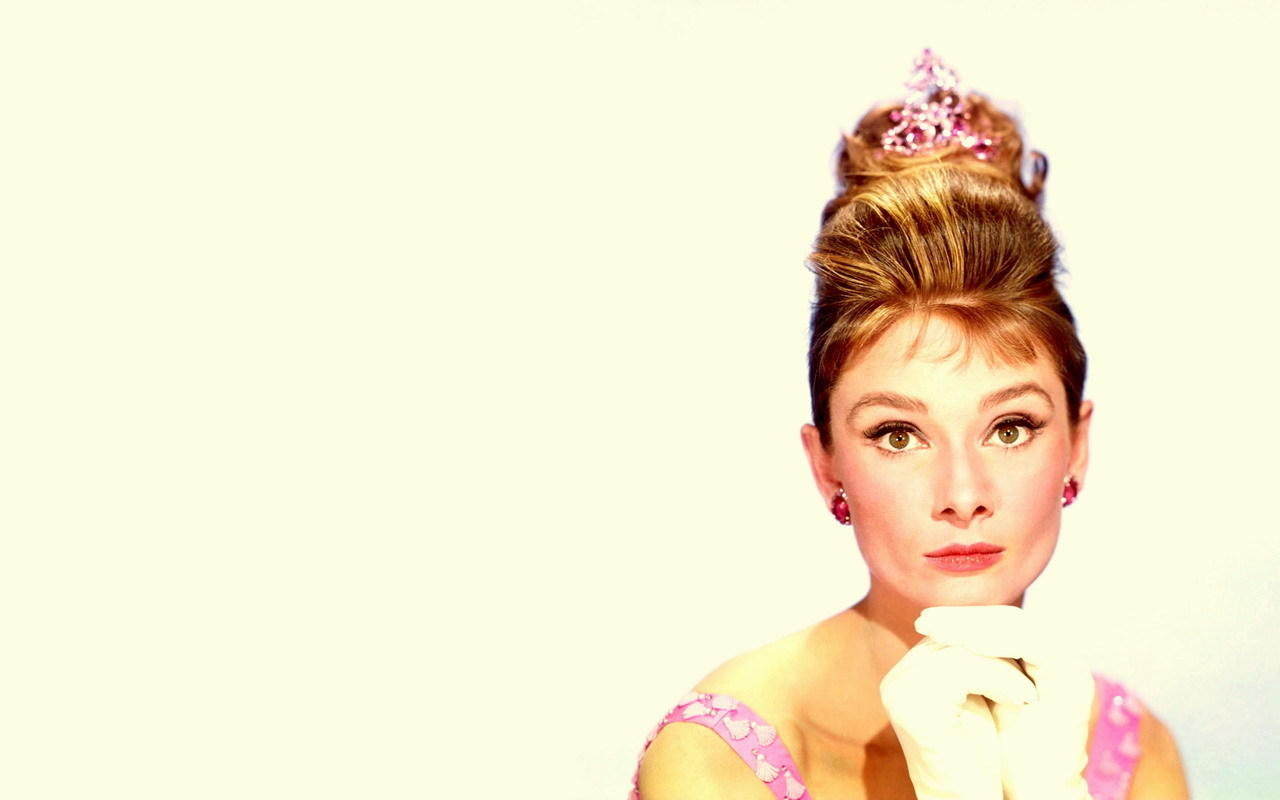 Audrey Hepburn   Actresses Wallpaper 19588132 1280x800