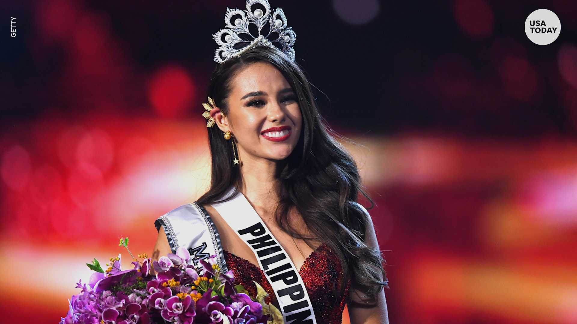Miss Universe 2018 Philippines Catriona Gray wins Steve Harvey hosts 1920x1080