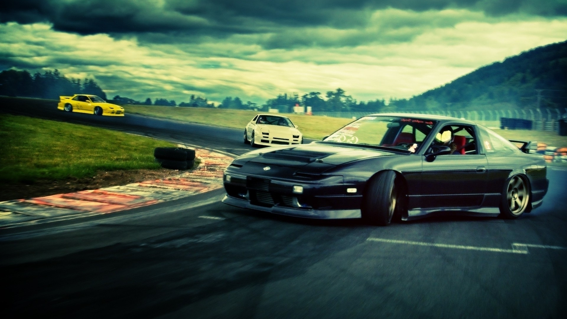Drifting Cars Wallpapers Wallpapersafari