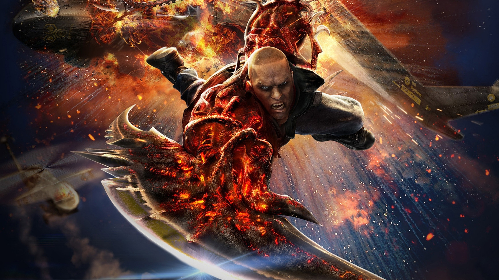 Prototype 2 Characters   High Definition Wallpapers   HD wallpapers 1920x1080