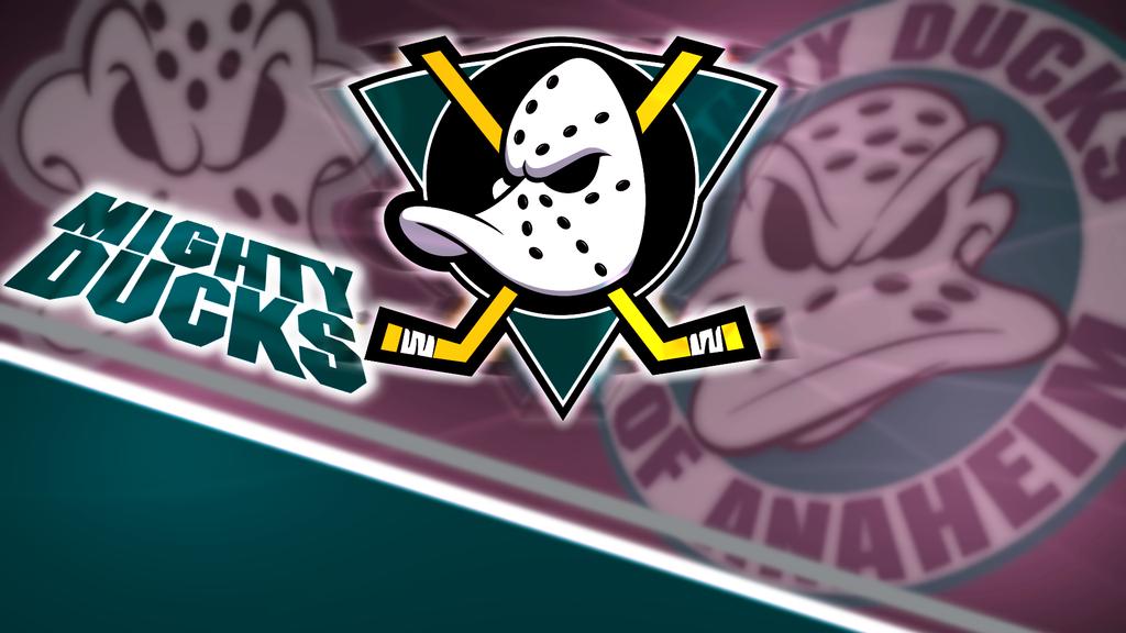 Mighty Ducks of Anaheim Wallpaper by NASCARFAN160 1024x576