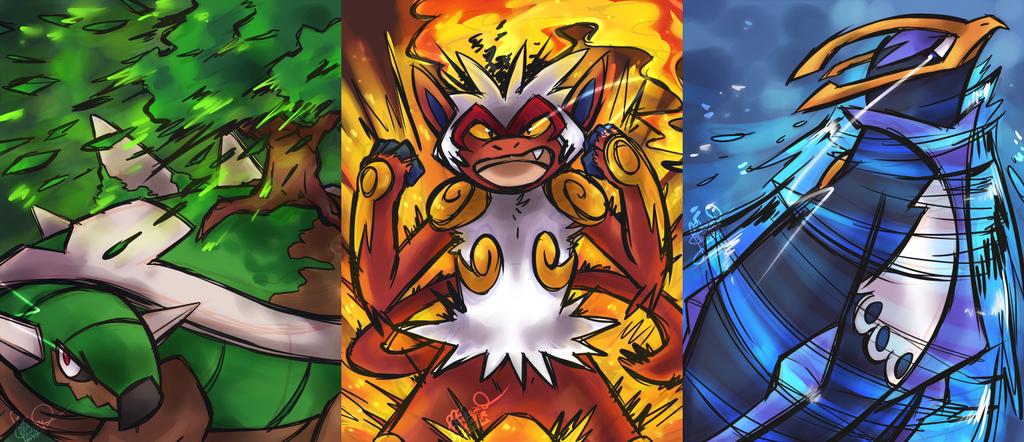 Best Nature For Infernape Pokemon X